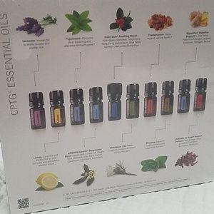 doTerra Family Essentials kit essential oils